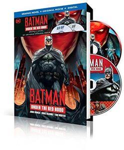 Batman: Under the Red Hood /  Batman: Under the Red Hood Graphic Novel