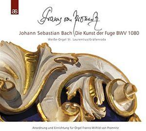Bach,J.S.: Die Kunst Der Fuge /  BWV 1080