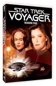 Star Trek - Voyager: Season Five , Joe Menosky