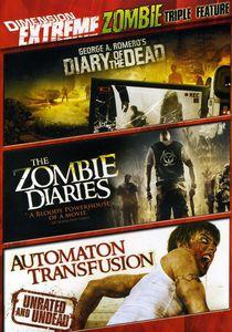 Diary of the Dead /  Zombie Diaries /  Automaton Transfu