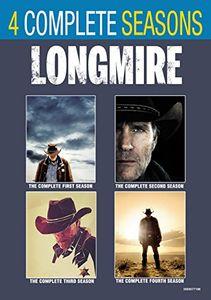 Longmire: Seasons 1-4