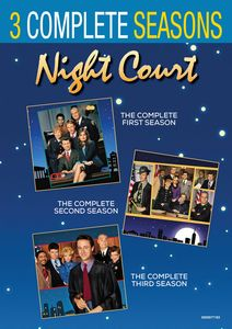 Night Court: Seasons 1-3