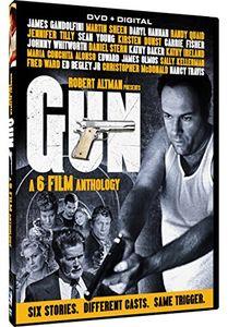 Robert Altman Presents Gun: A 6 Film Anthology , Rosanna Arquette