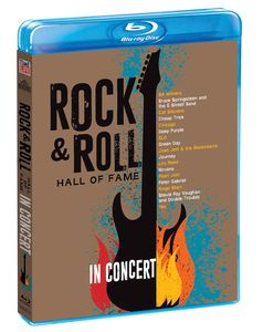Rock & Roll Hall of Fame: In Concert , Various