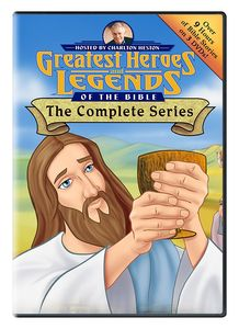 Greatest Heroes And Legends Of The Bible: The Complete Series