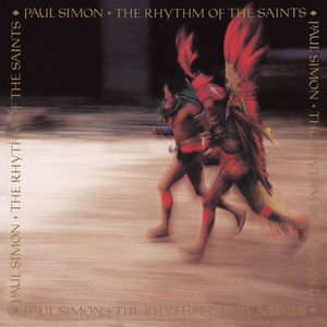 The Rhythm Of The Saints , Paul Simon