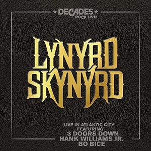 Live In Atlantic City , Lynyrd Skynyrd