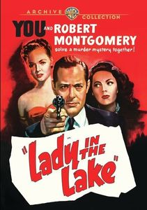 Lady In The Lake , Robert Montgomery