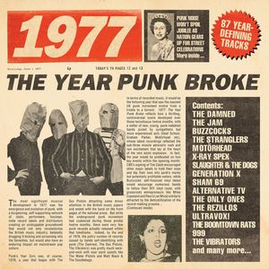 1977: The Year Punk Broke /  Various [Import] , Various Artists