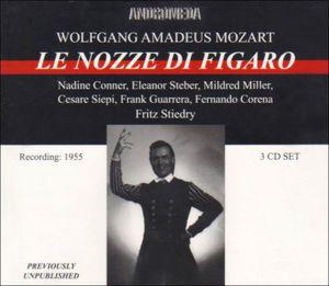 Le Nozze Di Figaro: Conner
