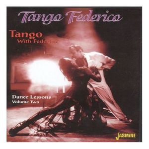 Vol. 2-Tango with Federico-Dance Lessons [Import]