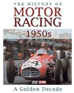 History of Motor Racing in 1950s