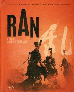 Ran (1986)-UK Studio Canal Version (W /  Book) [Import]