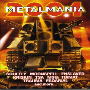 Metal Mania 2004 /  Various [Import]