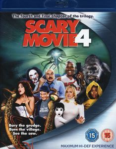 Scary Movie 4 (2006) [Import]