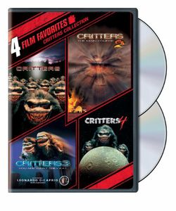 4 Film Favorites: Critters Collection