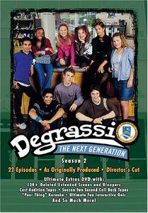 Degrassi Next Generation: Season 2 [Import]