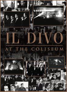 Il Divo: At the Coliseum