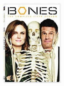 Bones: The Complete Fifth Season