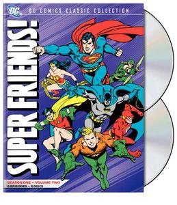 Superfriends: Season One Volume 2