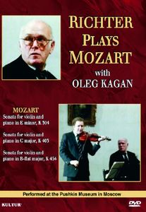 Richter Plays Mozart