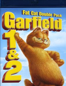 Garfield 1 & 2: Fat Cat Double Pack