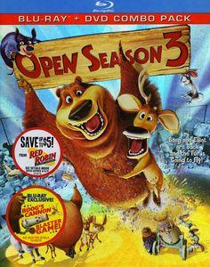 Open Season 3