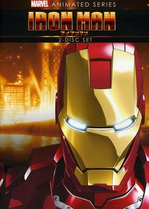 Marvel Iron Man: Animated Series