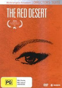 Red Desert the [Import]