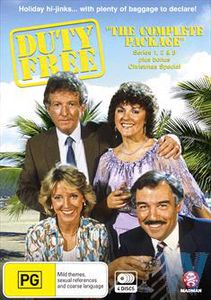 Duty Free-The Complete Series [Import]
