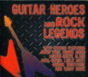 Guitar Heros & Rock Legends /  Various