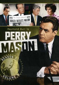 Perry Mason: Season 7 Volume 1 , Raymond Burr