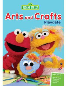 Sesame Street: Arts and Crafts Playdate