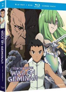 Tenchi Muyo War on Geminar: Part 2