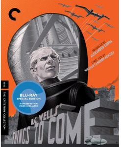 Things to Come (Criterion Collection)