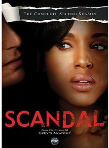 Scandal: The Complete Second Season