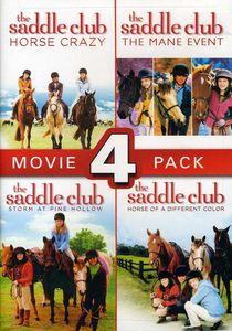 Saddle Club 4 Pack