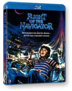 Flight of the Navigator [Import]
