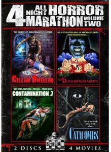 The Dungeonmaster /  Cellar Dweller /  Catacombs /  The Crawlers