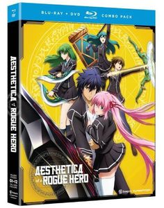 Aesthetica of a Rogue Hero: Complete Series