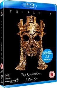 WWE : Triple H: Thy Kingdom Come [Import]