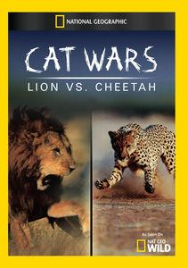 Cat Wars: Lion Vs. Cheetah