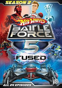 Hot Wheels Battle Force 5: The Complete Season 2