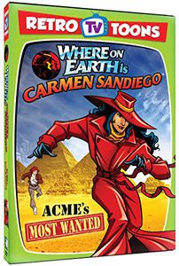 Where on Earth Is Carmen Sandiego - Acme's Most