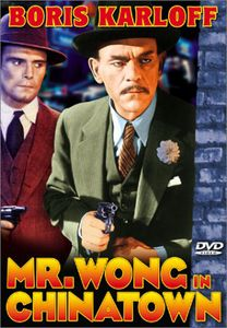 Mr Wong in Chinatown