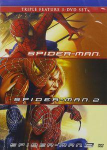 Spider-Man 1-3