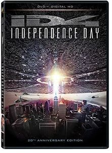 Independence Day (20th Anniversary) , Will Smith