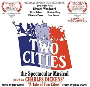 Two Cities: Original London Cast /  O.C.R. [Import]