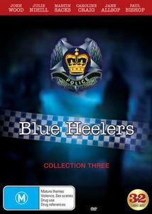 Blue Heelers Collection 3 (Seasons 8-10) [Import]
