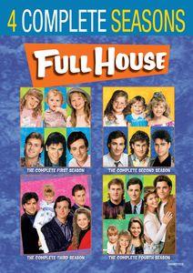 Full House: Seasons 1-4